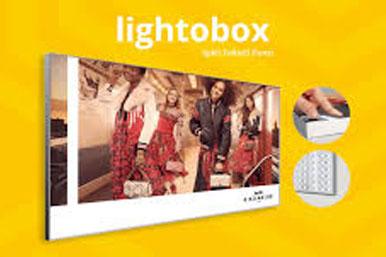 led light box ankara